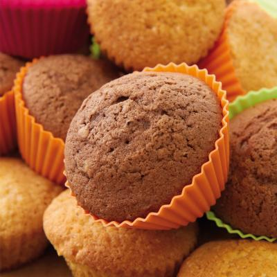 Moldes x6 maxi muffins American