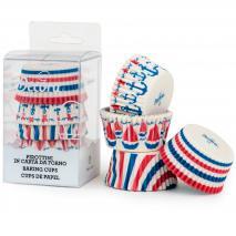 Paper cupcakes x75 Sail