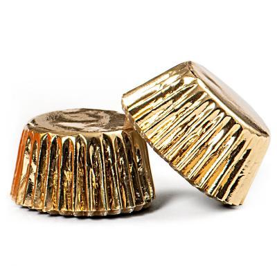 Papel trufas y bombones x180 Oro
