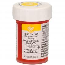 Colorante en gel Wilton 28 g amarillo limón