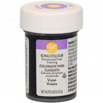 Colorante en pasta Wilton 28 g violeta