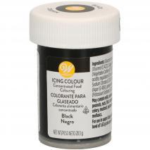 Colorant en pasta Wilton 28 g negre