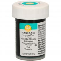 Colorante en pasta Wilton 28 g turquesa