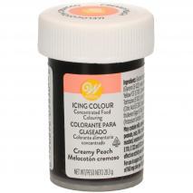 Colorante en pasta Wilton 28 g melocotón