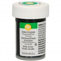 Colorant en pasta Wilton 28 g verd kelly