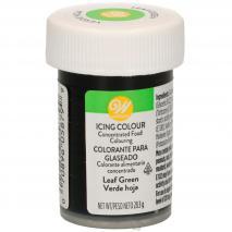 Colorante en pasta Wilton 28 g verde hoja