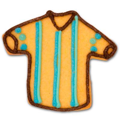 Cortador galletas camiseta 7 cm