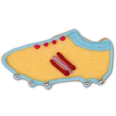 Cortador galletas zapato fútbol 7 cm