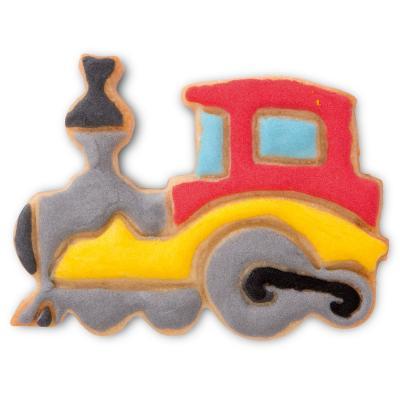 Cortador galletas locomotora tren 6 cm