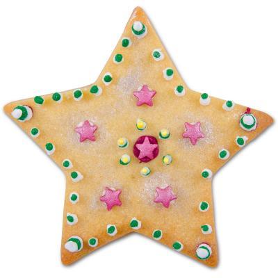 Cortador galletas estrella 5 puntas 7 cm