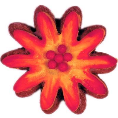 Cortador galletas flor 4 cm
