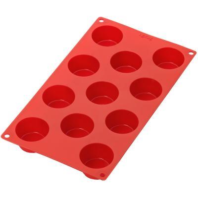 Molde mini cupcakes x11 silicona Lekue