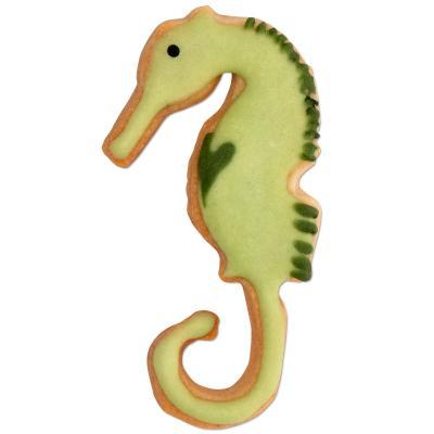 Cortador galletas caballito de mar 7,5 cm