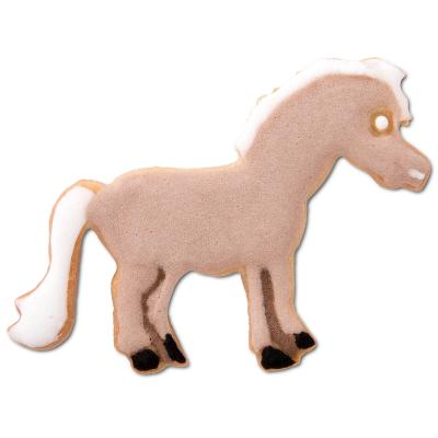 Cortador galletas caballo 7.5 cm