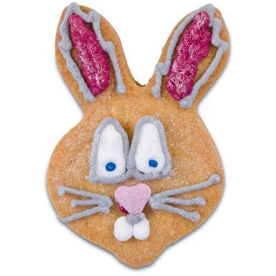Cortador galletas conejo cara 6 cm