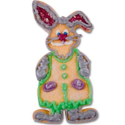 Cortador galletas conejo niño 8 cm
