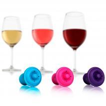 Taps bomba de vacío vino colores x3