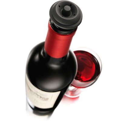 Bomba de vacío vino Vacuvin con 4 tapones