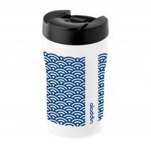 Termo mug Aladdin acero 0,25 L olas japo