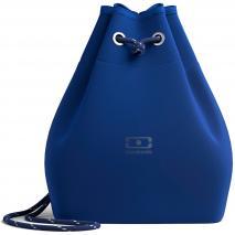 Bolsa neopreno para fiambrera E-zy azul