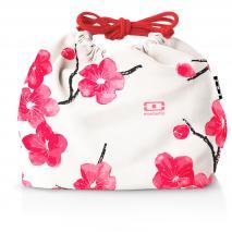 Bolsa para fiambrera Monbento flores blossom