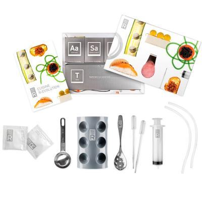 Kit esferificación Cuisine Molecular