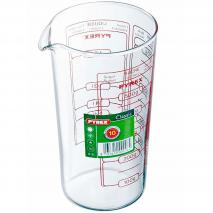 Got mesurador vidre Pyrex