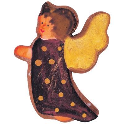 Cortador galletas ángel de Navidad 7 cm