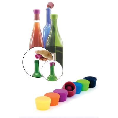 Set 2 tapones silicona Cava Champagne