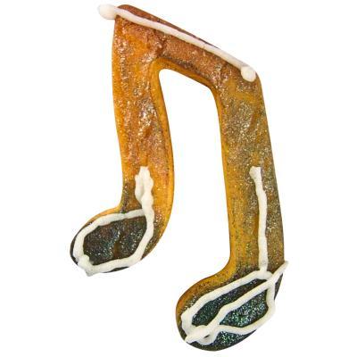 Cortador galletas nota musical 4 cm
