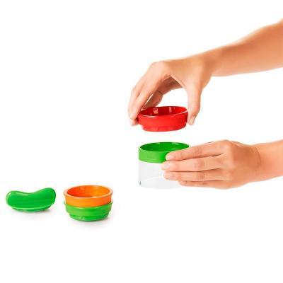 Cortador Oxo espirales fruta y verduras 3 cortes
