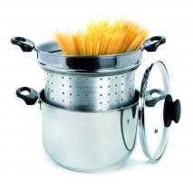 Bullidor colador de pasta per a olla