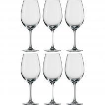 Copa agua/vino blanco Ivento x6