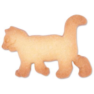 Cortador galletas gato 6 cm