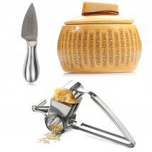 Set formatge per a pasta Pasta lovers