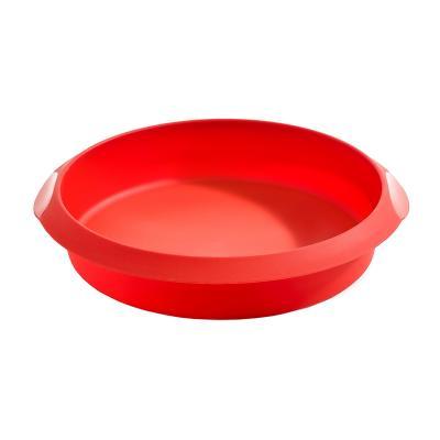Molde redondo silicona Lekue