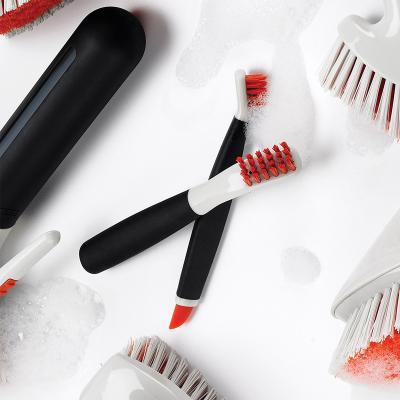 Set cepillos para limpieza en profundidad