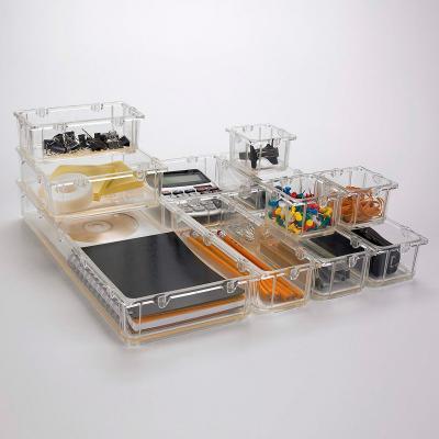 Organizador cajones modular ancho 7 cm