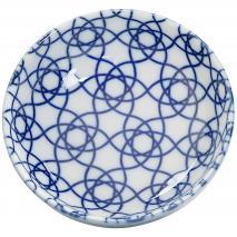 Bol per a soja Nippon Blue ratlla