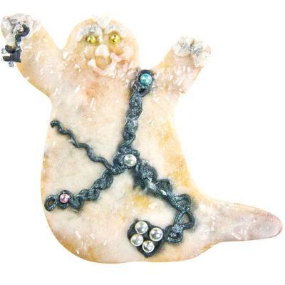 Cortador galletas fantasma 6 cm