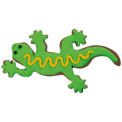 Cortador galletas lagartija 7 cm
