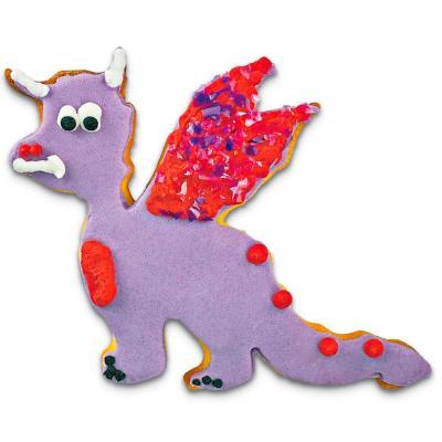 Cortador galletas dragón