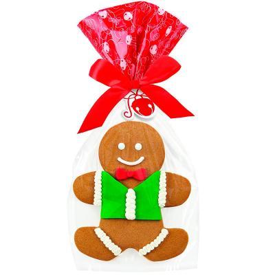 Bolsas galletas y dulces x4 Kit Casita Gingerbread