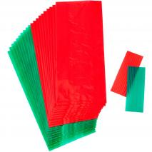 Bosses galetes i dolços x20 Verd i vermell