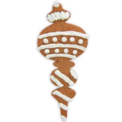 Cortador galletas adorno navidad 14 cm
