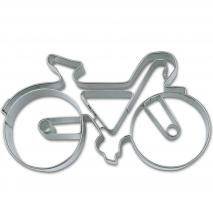 Cortador galletas bicicleta 8 cm