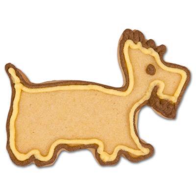 Cortador galletas perro westie 7 cm