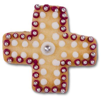 Cortador galletas cruz 4 cm