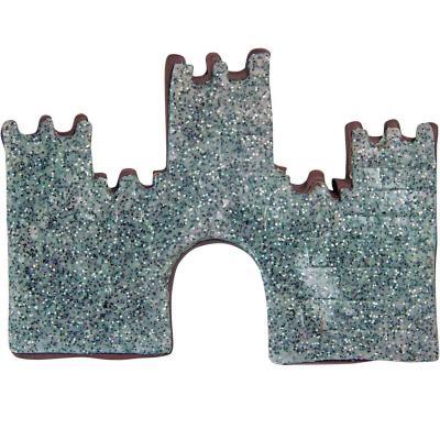 Cortador galletas castillo 8 cm