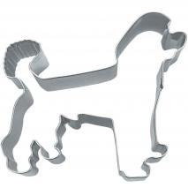 Tallador galetes gos poodle 8,5 cm